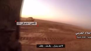 Saját halálukat vették filmre az ISIS fegyveresei – videó