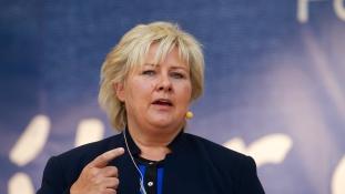 Győztek a konzervatívok Norvégiában