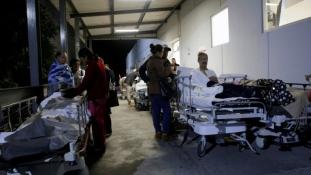 Mexikó: földrengés és cunami – videó