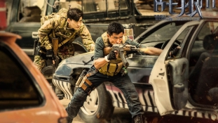 Kasszasiker a kínai Rambo, aki megmenti Afrikát a gonosz fehérektől