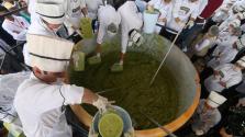 Politikai célból (is) készült guacamole 25 ezer avokádóból