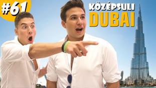 Dubajban forgatták a magyar tinisorozat legújabb epizódját