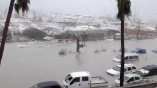 Irma lecsapott a Karib-tengeren – legkevesebb 9 halott / videó