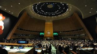 Rohani – egy gengszter nem tehet tönkre egy nemzetközi egyezményt