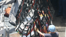 Rekord kokainfogás tűzharcban Kolumbiában