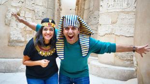 60 nap alatt Egyiptom körül