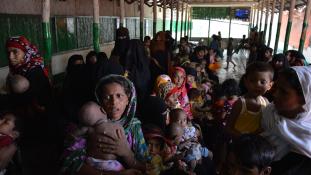Mianmar kész visszafogadni az elüldözött muzulmán rohingyákat