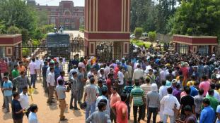 Újabb szörnyű haláleset sokkolja Indiát
