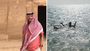 Richard Branson ott akar lenni, amikor Szaúd-Arábia változik