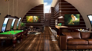 Bunker luxuskivitelben – így készülnek a milliárdosok az apokalipszisre