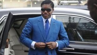 Három év felfüggesztett és 30 millió eurós pénzbírság Egyenlítői-Guinea trónörökösének