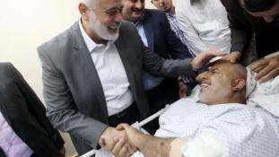 Csapdában a Hamász – fel akarták robbantani a biztonsági főnököt
