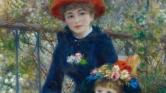 Hamis Renoir festménnyel vágott fel Donald Trump