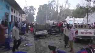 Újabb robbantások Mogadishuban