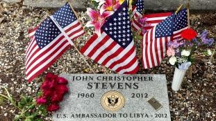 Trump: elfogták a Bengáziban megölt amerikai nagykövet egyik gyilkosát