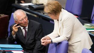 Új világméretű pénzügyi válság fenyeget – állítja a távozó német pénzügyminiszter