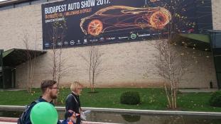 Estig még látogatható a Budapest Auto Show – fotók