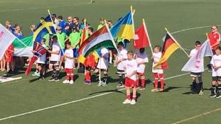 Jól szerepelnek Katalóniában a fiatal magyar focisták