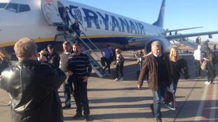 Megérkezett az első közvetlen járat Budapestről Marrákesbe