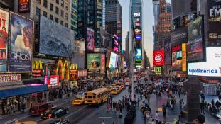 A Times Square-t akarta felrobbantani az Iszlám Állam három híve