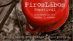 Piros Lábos Fesztivál – gasztró és kultúra Szigetmonostoron