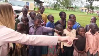 Már látható a Középsuli új része az afrikai kalandokkal