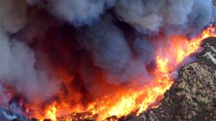 Kaliforniai tűzvész – ez olyan, mint Hirosima! / videó
