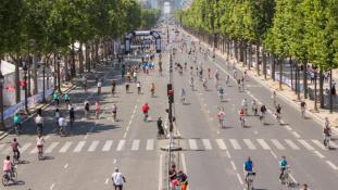 Autó nélkül Párizsban