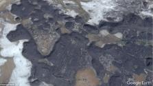 Titokzatos ősi kőépítményeket találtak a sivatagban