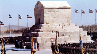 Nem emlékezhetnek az irániak a birodalomalapító Kürosz királyra
