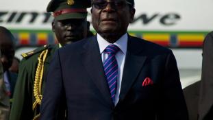 Lesz-e Mugabe a WHO nagykövete?