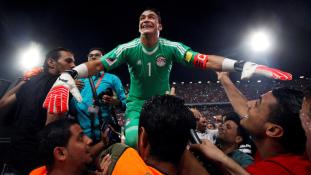 Ezt kapták az egyiptomi focisták, miután kijutottak a vébére