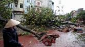 Vihar Vietnam felett – 54 halott / videó
