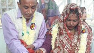Oltári nő – lelépett a család vagyonával egy feleség a lagzi után Indiában