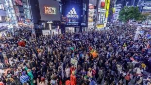 300 milliárdos üzletág Japánban a Halloween