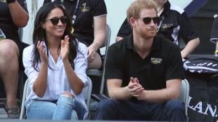 Harry herceg eljegyezte Meghan Markle-t, tavasszal jön az esküvő
