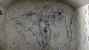 Megnyílik a látogatók előtt Michelangelo titkos szobája