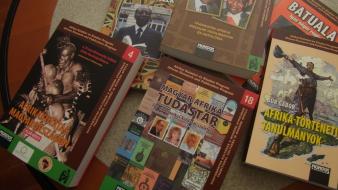 Tanulmányok Afrikáról – könyvbemutató