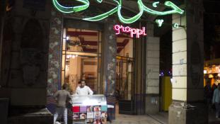 Felújítják Kairó ikonikus kávéházát