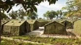 Lázongás a menekülttáborban, melyet október végén bezártak – videó