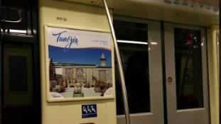 A mi fotósunk képeit is láthatják Tunéziáról a metrózók