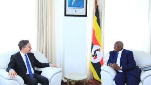 Szintugrás – diplomáciai képviseletet nyitunk Ugandában
