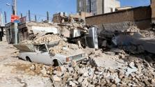 Az állam rosszabb házakat épített – fagyosak az éjszakák az iráni földrengés túlélőinek