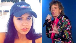 Kuvaiti lánnyal jár Mick Jagger