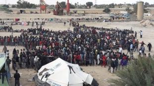 ENSZ-biztos: borzalmas körülmények között élnek a menekültek és a migránsok Líbiában