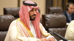 11 herceget és több tucat minisztert tartóztattak le Szaúd-Arábiaban