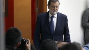 Mariano Rajoy Katalóniában – először a válság kitörése óta