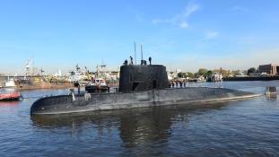 Életjelek az eltűnt tengeralattjáróról – videó