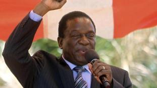 Új demokráciát és munkahelyeket ígér Mugabe utódja