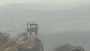 Újabb észak-koreai határőr dezertált